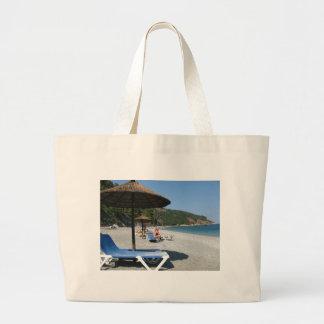 Velanio Beach, Skopelos, Greece Tote Bag