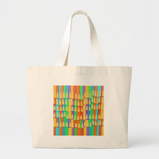 Velas coloridas bolsa