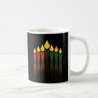 velas de Kwanzaa Taza