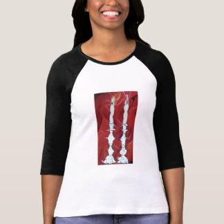 Velas de Shabbat Camisas
