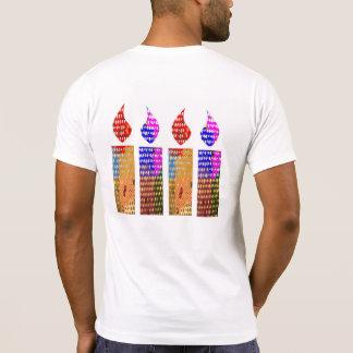Velas: Festival de luces Camisetas