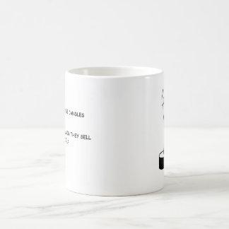 velas que venden bien taza básica blanca