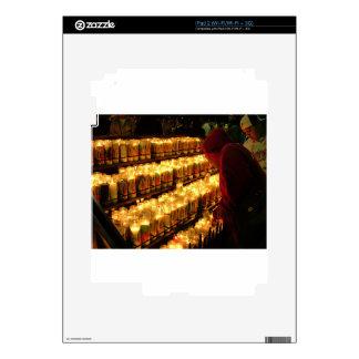 Velas Skin Para El iPad 2