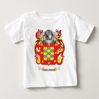 Velasco Family Crest (Coat of Arms) Baby T-Shirt