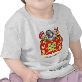 Velasco Family Crest (Coat of Arms) T-shirt
