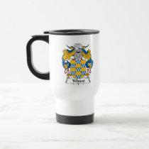 Velasco Family Crest Mug