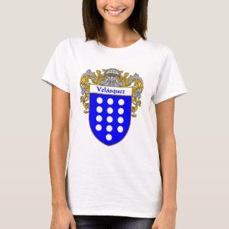 Velasquez Coat of Arms/Family Crest T-Shirt