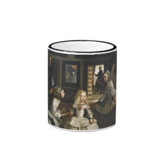 Velázquez Las Meninas Coffee Mugs