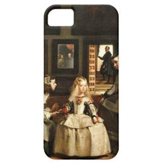 Velazquez Las Meninas iPhone SE/5/5s Case