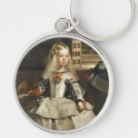 Velázquez Las Meninas Key Chains