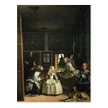 Velázquez Las Meninas Postcards