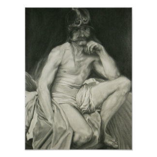 Velazquez Master Copy Print