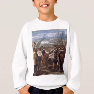 Velázquez- Surrenderof Breda Sudadera