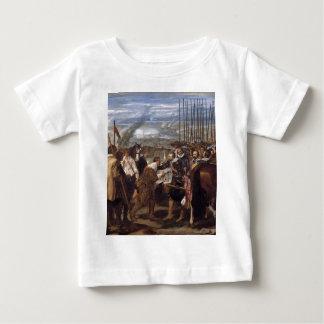 Velazquez-The Surrenderof Breda Baby T-Shirt