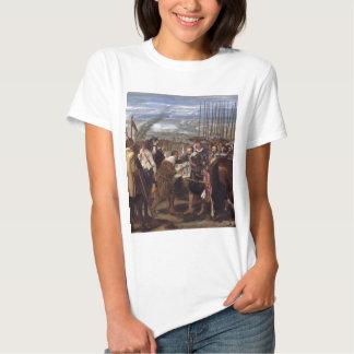Velazquez-The Surrenderof Breda T-Shirt