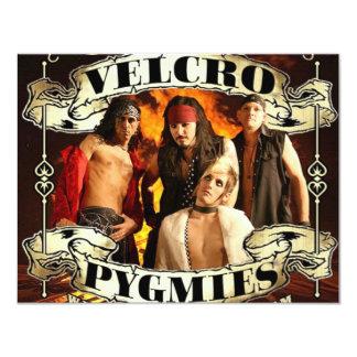 Velcro Pygmies Card