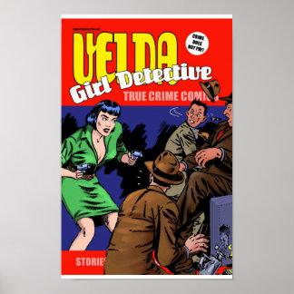 Velda: Girl Detective Poster