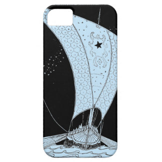 Velero del longship de Viking iPhone 5 Fundas