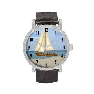 Velero Reloj De Mano