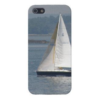 Velero Seaward iPhone 5 Carcasas