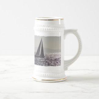 Velero/taza de Catalina Jarra De Cerveza