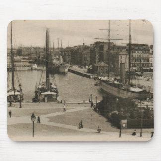 Veleros de Le Havre - de Quai Lamblardie en muelle Alfombrilla De Raton