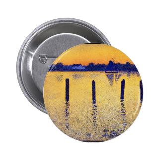 Veleros de Theo Rysselberghe- en el río Escalda Pins