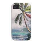 Veleros en la bahía Case-Mate iPhone 4 carcasas