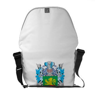 Velez Coat of Arms - Family Crest Courier Bags
