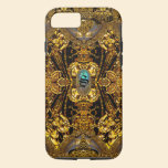 Velgeorges VII Romantic Elegant Monogram iPhone 7 Case