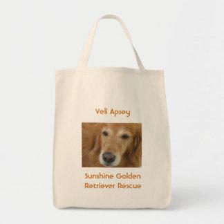 Veli Apsey - bolso de compras - sol Goldens Bolsa Tela Para La Compra