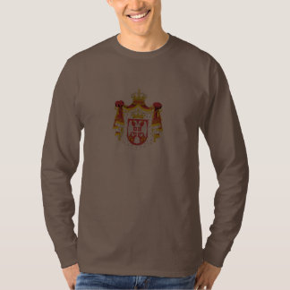 Velika Plana, Serbia with coat of arms T-Shirt