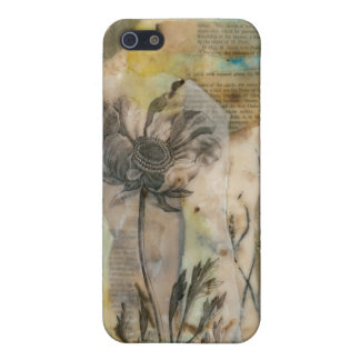 Vellum Floral II Case For iPhone SE/5/5s