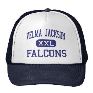 Velma Jackson - Falcons - alta - Camden Gorros