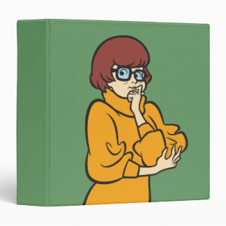 Velma Pose 11 3 Ring Binder