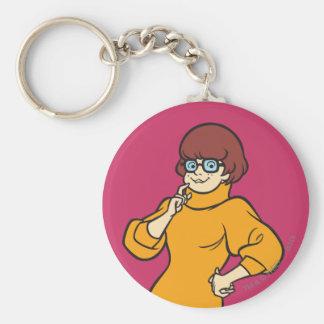 Velma Pose 15 Keychain