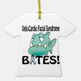 Velo-Cardio Facial Syndrome BITES Ornaments
