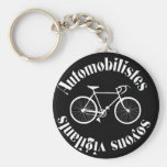 vélo, ciclo llavero