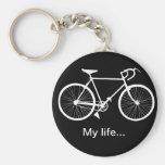 vélo, ciclo llavero personalizado