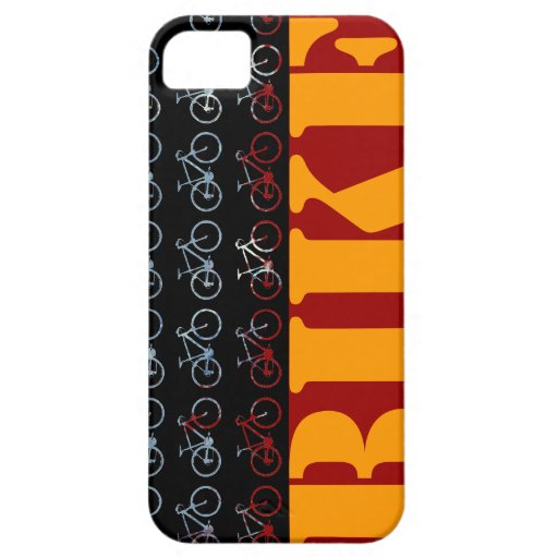vélo . cycles iPhone 5 cover