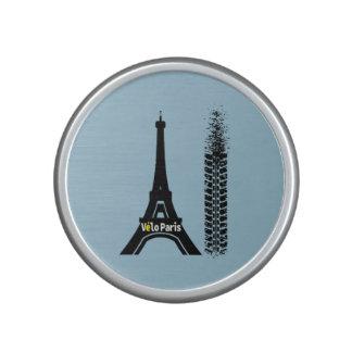 Velo Paris Bicycle Eiffel Tower Bluetooth Speaker