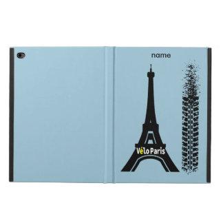 Velo Paris Bike Eiffel Tower Powis iPad Air 2 Case
