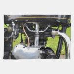 Velocette Engine Towels