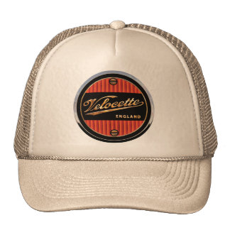 Velocette Motorcycles Trucker Hat
