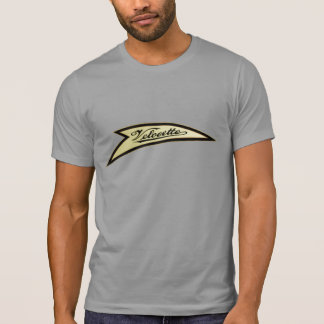 VELOCETTE VINTAGE MOTORCYCLE. T-Shirt