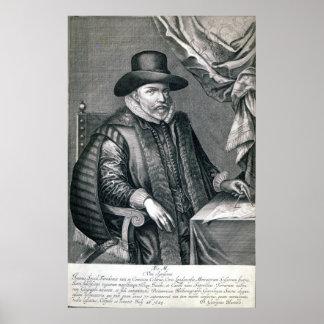 Velocidad de Juan, publicada por George humilde, 1 Póster