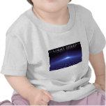 Velocidad de la luz camisetas