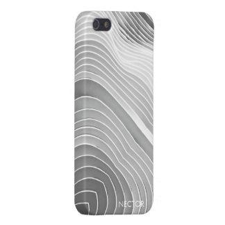 Velocidad del caso 5 y 5s del iPhone del sonido iPhone 5 Funda