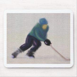 Velocidad del hockey, Mousepad