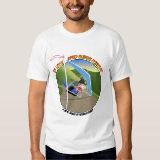 Velocidad del levin de Ed que desliza 2010 Camisas